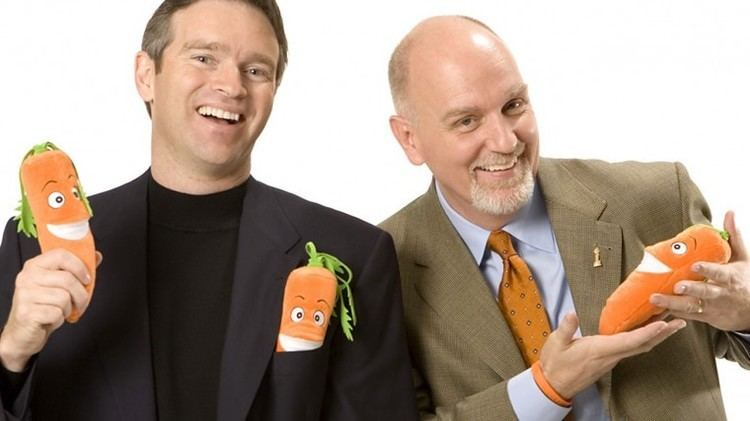 Adrian Gostick Speakers39 Spotlight The Carrot Guys Adrian Gostick and