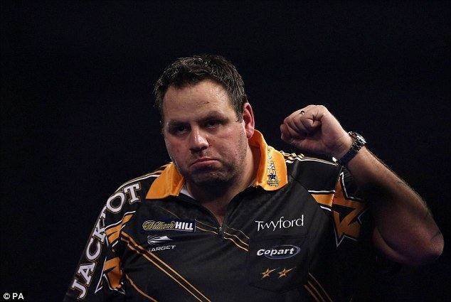 Adrian Lewis Adrian Lewis holds off Raymond van Barneveld comeback to book place