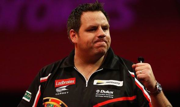 Adrian Lewis Darts Exchamp Adrian Lewis still in the hunt Other