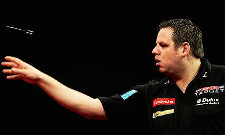 Adrian Lewis Adrian Lewis meets Michael van Gerwen in world