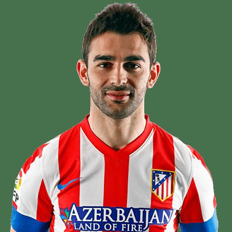 Adrián López Official Atltico de Madrid Website