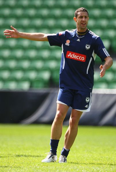 Adrian Madaschi Adrian Madaschi Photos Melbourne Victory Training