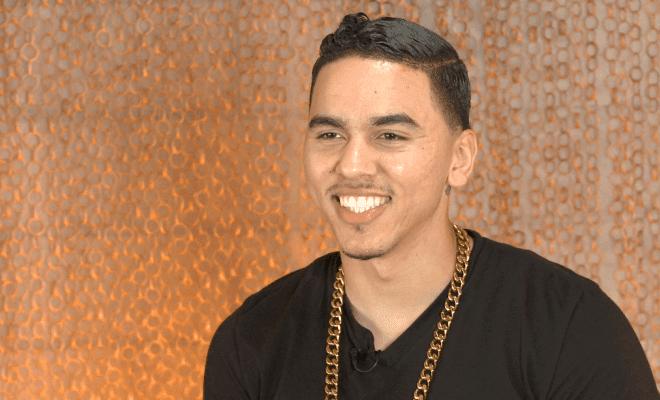 Adrian Marcel Exclusive Adrian Marcel Talks Chris Brown Comparisons