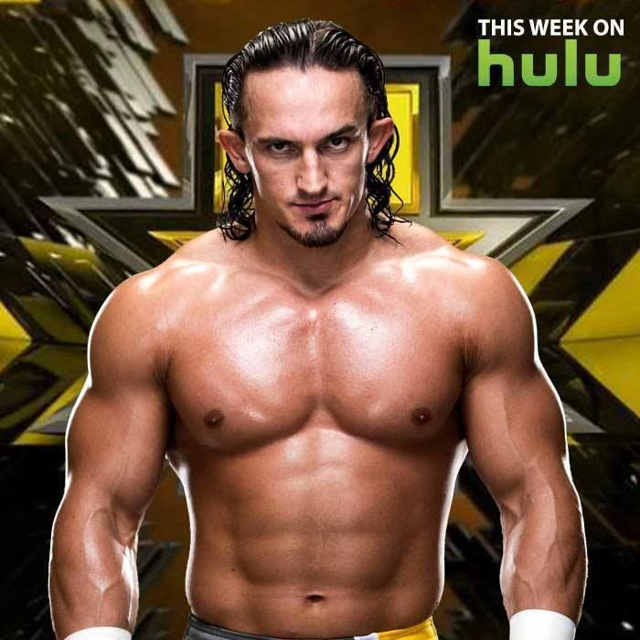 Adrian Neville WWE NXT Presents224 Days of Bo