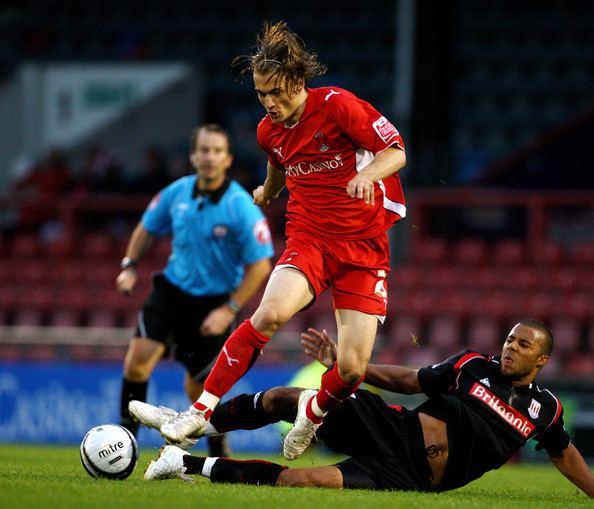 Adrian Patulea Adrian Patulea Pictures Leyton Orient v Stoke City