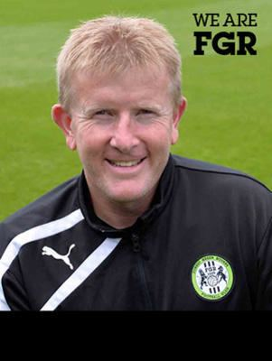 Adrian Pennock Ady Pennock 201516 Squad First Team Home Forest