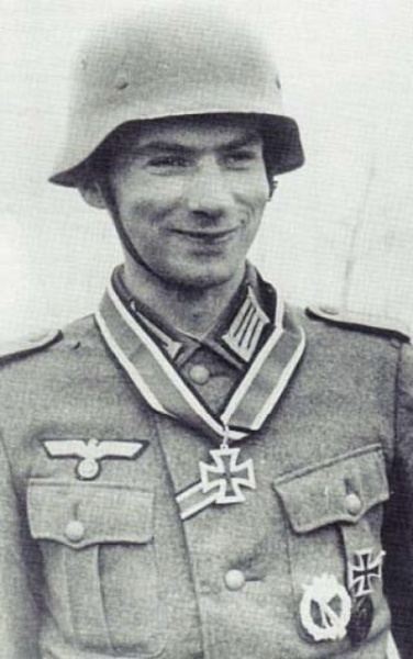 Adrian von Fölkersam A special forces legend Lieutenant Baron Adrian von Flkersam an