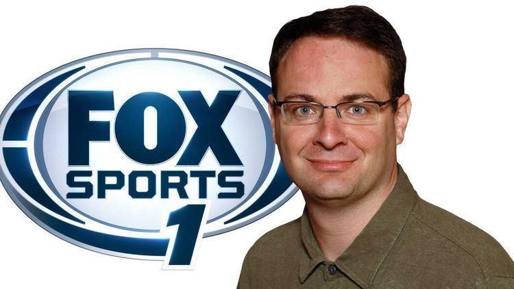 Adrian Wojnarowski NBA insider Adrian Wojnarowski joins FOX Sports 1 crew