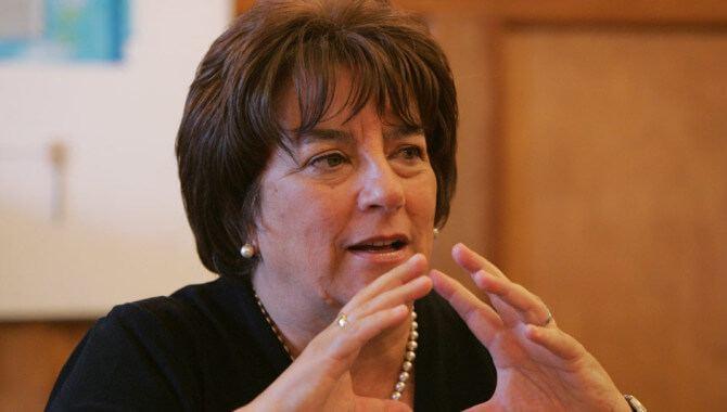 Adriana Delpiano Ministra Del Piano presenta indicaciones que sern