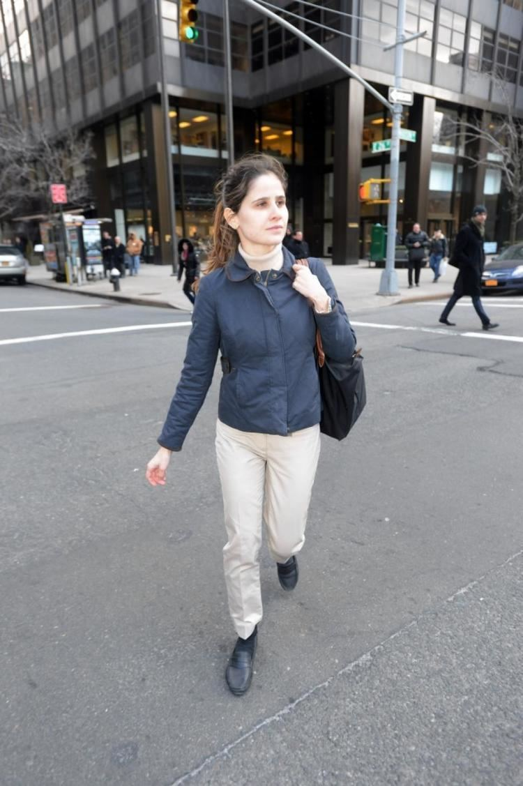 Adriana Ferreyr Soros39 ex sobs as she pleads to keep her suit NY Daily News