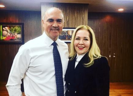 Adriana Fuentes Téllez Pacta Adriana Fuentes apoyos para Chihuahua con Sagarpa Tiempo