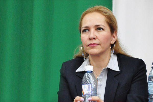 Adriana Fuentes Téllez sea una administracin sin distingos polticos Adriana Fuentes