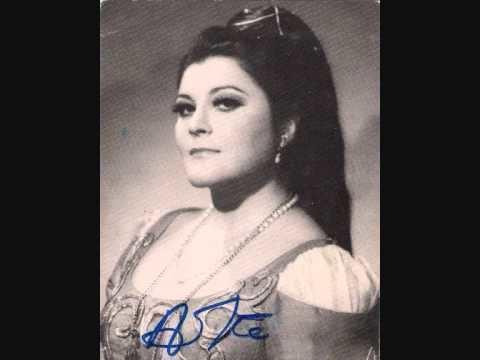 Adriana Maliponte Adriana Maliponte sings Vissi darte from Tosca Giacomo Puccini