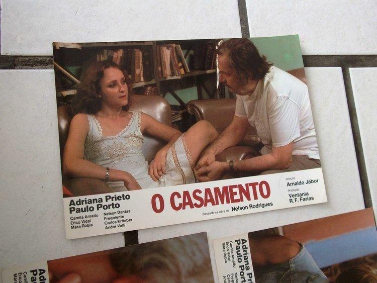 Adriana Prieto Foto 5 Cinema Casamento Adriana Prieto Paulo Porto Jabor