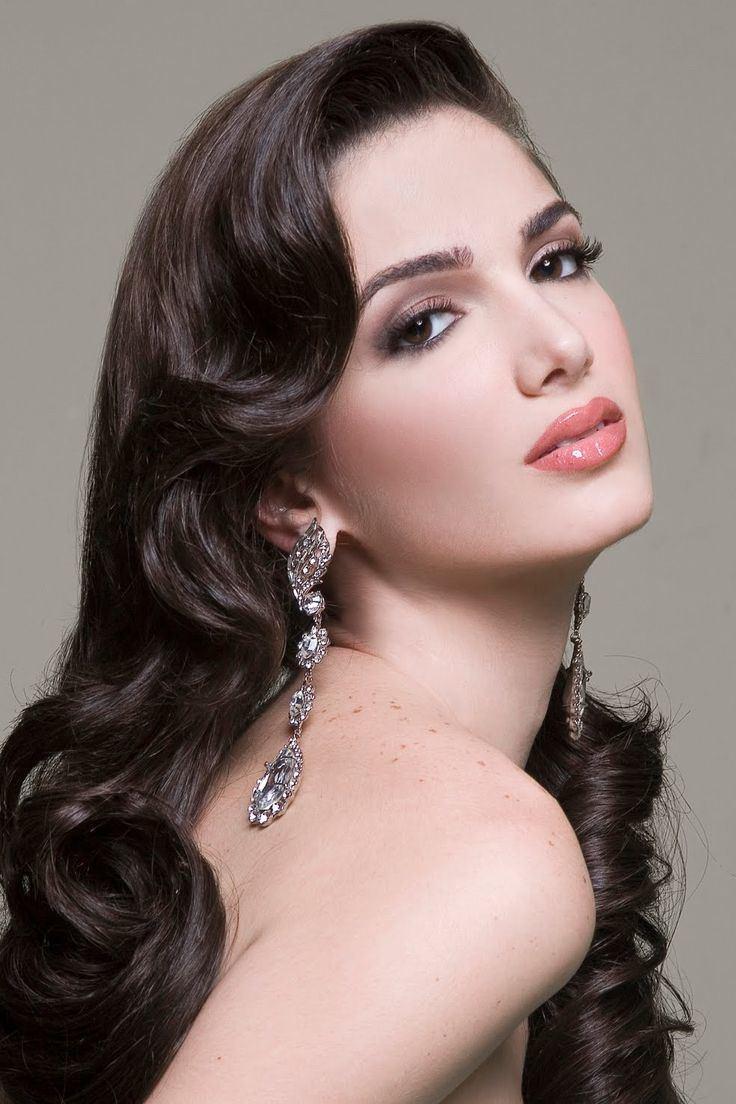 Adriana Vasini South American Beauty on Pinterest Venezuela Colombia