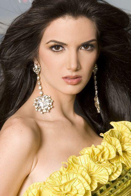 Adriana Vasini Adriana Vasini Venezuela WORLD 2010 Miss World