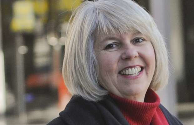 Adriane Carr Adriane Carr city39s first Green councillor