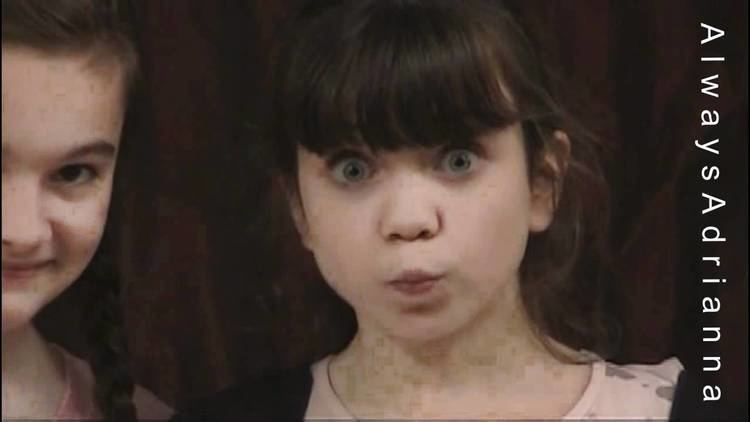 Adrianna Bertola Adrianna Bertola Screen Test Part 2 With a Freindfellow actress