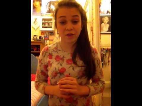 Adrianna Bertola Fall cover by Adrianna Bertola YouTube