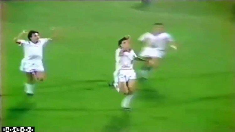 Adriano Fegic Adriano Fegic Amazing Goal NK Rijeka 31 Real Madrid UEFA Cup