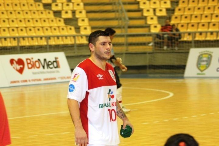 Adriano Foglia LNF Gordinho com muito orgulho diz Adriano Foglia
