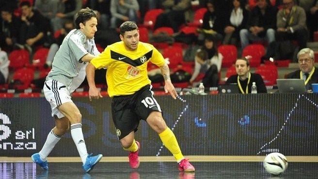 Adriano Foglia Adriano Foglia Marca Futsal amp Martin Rejek SlovMatic