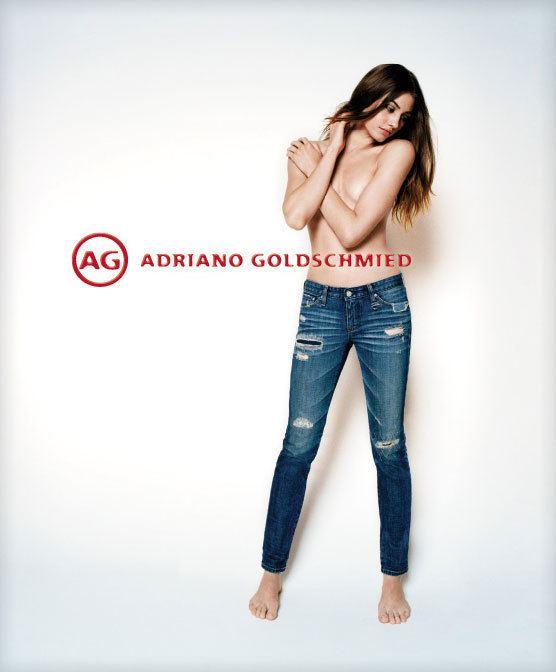 Adriano Goldschmied AG Adriano Goldschmied Stilt Destroyed Jeans Abida