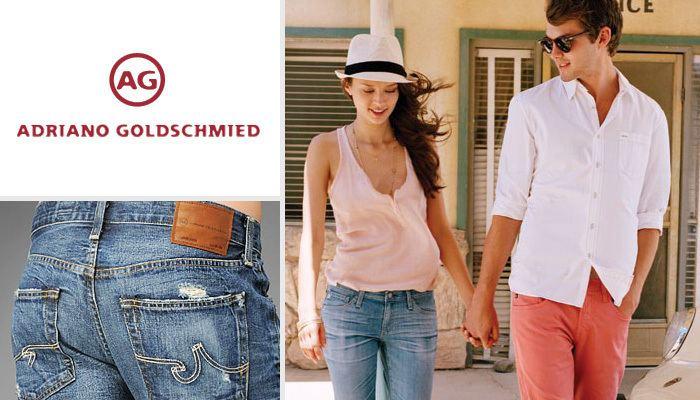 Adriano Goldschmied AG Adriano Goldschmied Denim Jeans Fashion Week Runway
