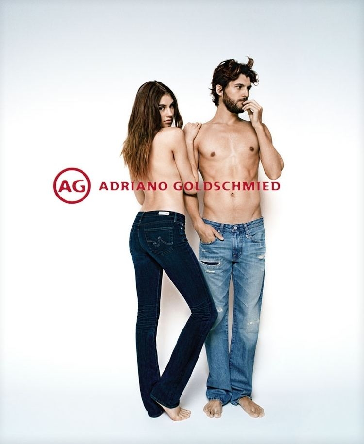 Adriano Goldschmied AG Adriano Goldschmied Fall 2010 Ad Campaign gt photo