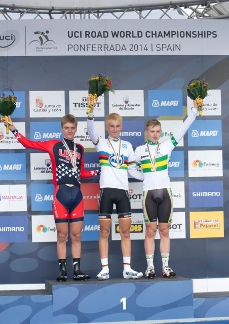 Adrien Costa Costa Stevens power to podiums at Road Worlds USA Cycling