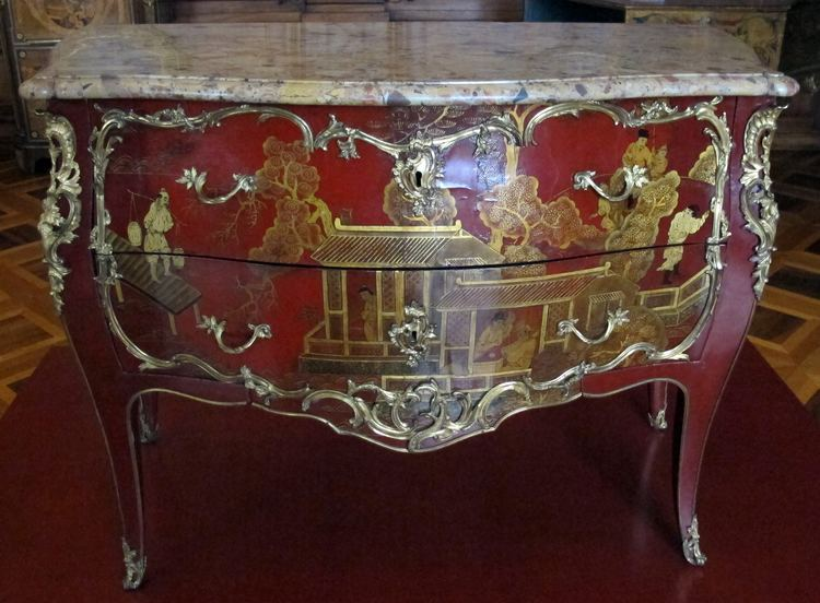 Adrien Delorme FileAdrien delorme cassettiera luigi XV parigi post 1748 01JPG