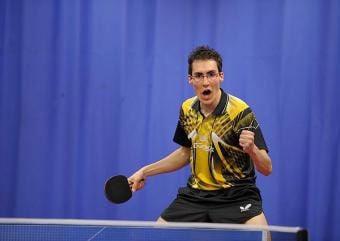 Adrien Mattenet Adrien Mattenet Table Tennis Team Member