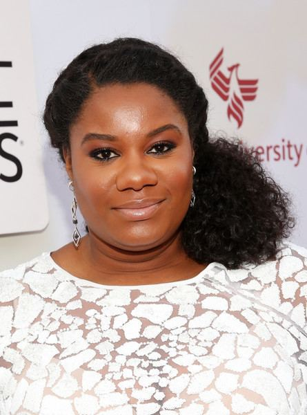 Adrienne C. Moore Adrienne C Moore Pictures 46th NAACP Image Awards
