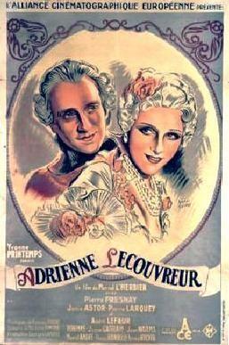 Adrienne Lecouvreur (film) Adrienne Lecouvreur film Wikipedia