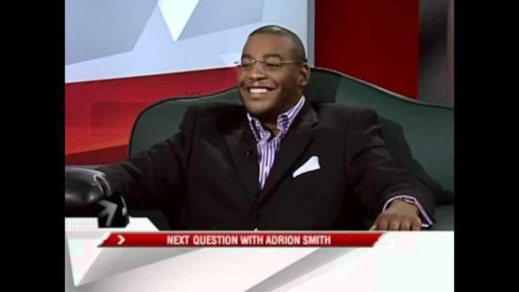 Adrion Smith Adrion Smith on OTR YouTube