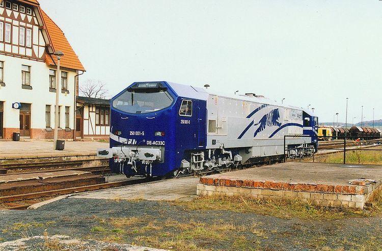 ADtranz DE-AC33C