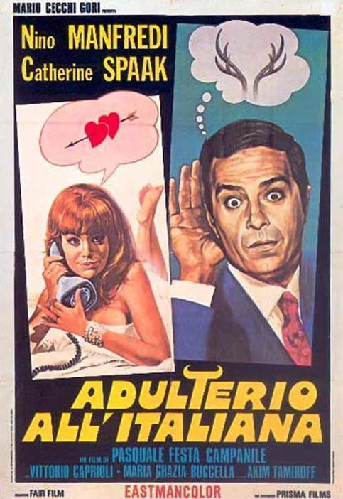 Adultery Italian Style Adultery Italian Style Movie 1965