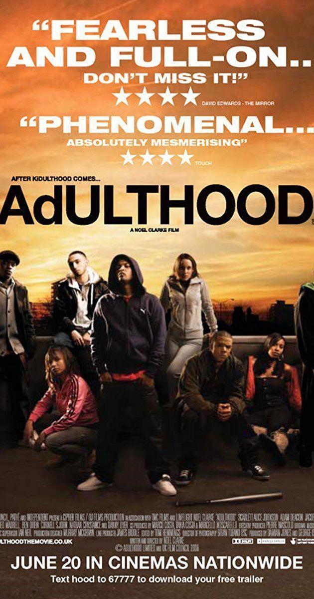 Adulthood (film) Adulthood 2008 IMDb