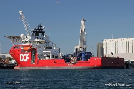 ADV Ocean Protector ADV OCEAN PROTECTOR Supply vessel IMO 9374260