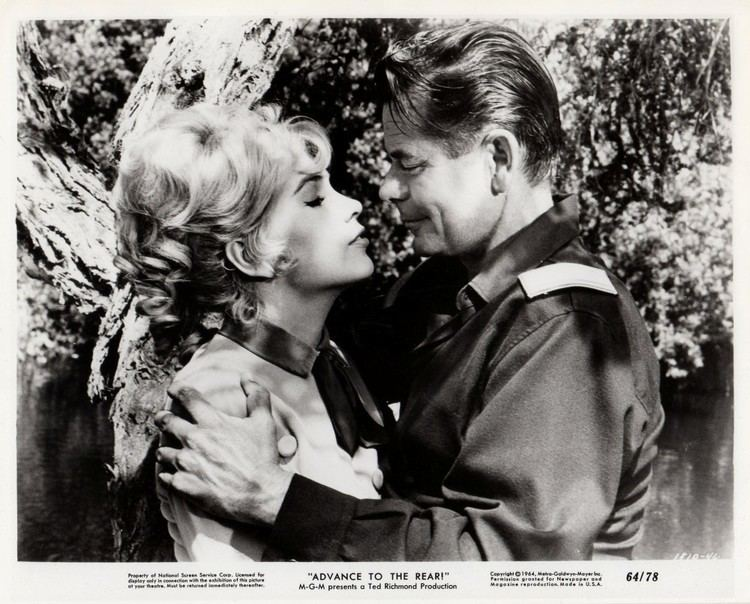 Advance to the Rear Advance to the Rear 1964 Civil War Movies John Wayne Message