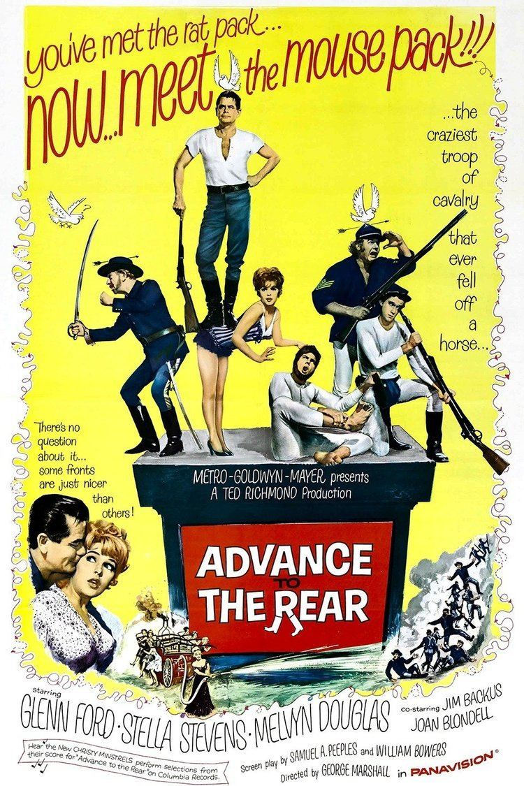 Advance to the Rear wwwgstaticcomtvthumbmovieposters2119p2119p