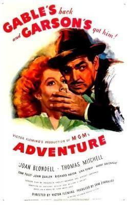 Adventure (1945 film) Adventure 1945 film Wikipedia