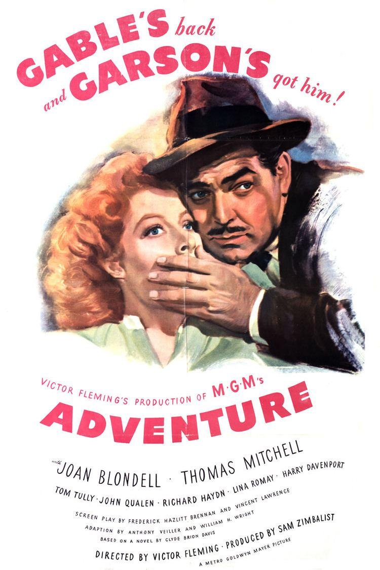 Adventure (1945 film) wwwgstaticcomtvthumbmovieposters1889p1889p