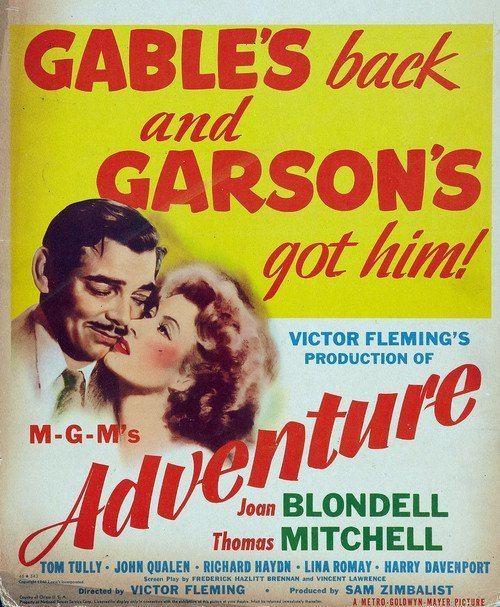 Adventure (1945 film) Adventure 1945 Torrents Torrent Butler