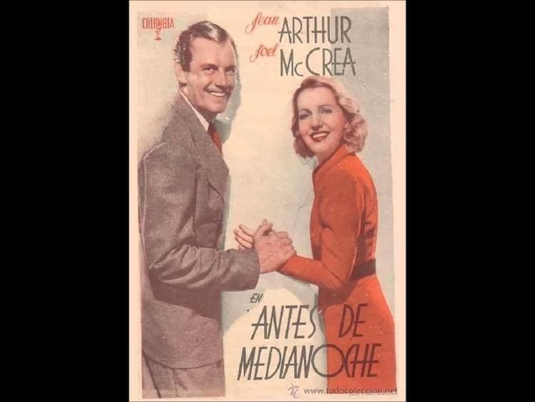 Adventure in Manhattan Adventure in Manhattan 1936 Jean Arthur Joel McCrea YouTube