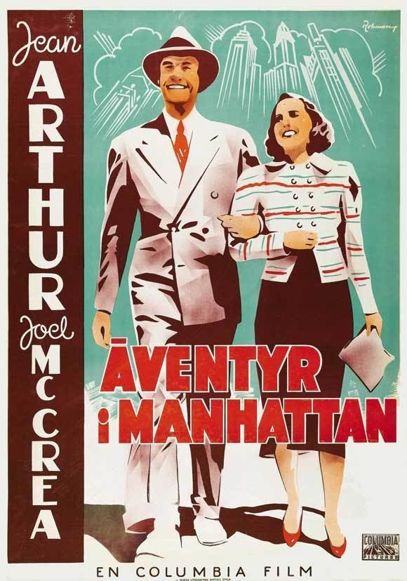 Adventure in Manhattan Adventure in Manhattan Movie Posters From Movie Poster Shop