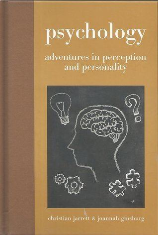 Adventures in Perception Psychology Adventures in perception and personality by Christian