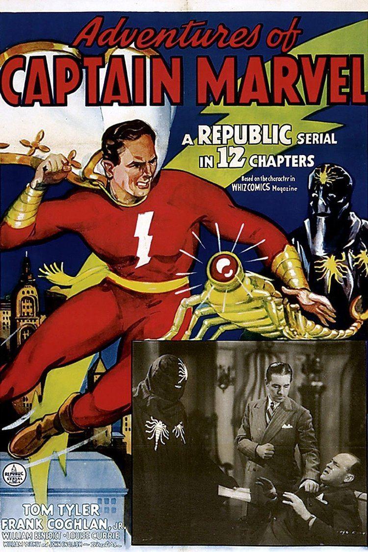 Adventures of Captain Marvel wwwgstaticcomtvthumbmovieposters177781p1777