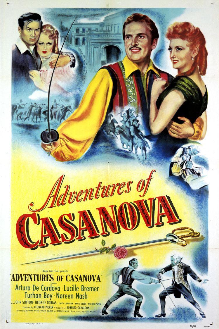 Adventures of Casanova wwwgstaticcomtvthumbmovieposters39960p39960