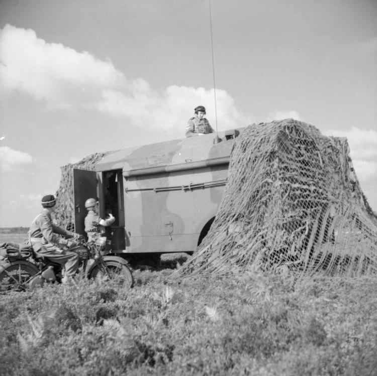 AEC Armoured Command Vehicle
